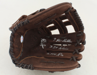 Nolan Ryan Signed Rawlings Baseball Glove with Multiple Inscriptions (PSA COA) at PristineAuction.com