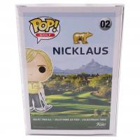"Jack Nicklaus Signed ""Nicklaus"" #02 Jack Nicklaus Funko Pop! Vinyl Figure (JSA LOA) at PristineAuction.com"