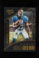 Sterling Shepard 2016 Panini Black Gold Rookie Gold Mine #14 at PristineAuction.com