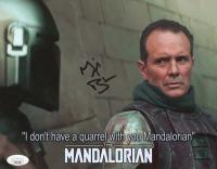 "Michael Biehn Signed ""The Mandalorian"" 8x10 Photo (JSA COA) at PristineAuction.com"