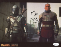 "Michael Biehn Signed ""The Mandalorian"" 8x10 Photo (JSA COA) at PristineAuction.com"