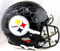 Jerome Bettis Signed Steelers Full-Size Authentic On-Field Speed Helmet (Beckett COA) at PristineAuction.com