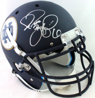 Jerome Bettis Signed Notre Dame Fighting Irish Full-Size Helmet (Beckett Hologram) at PristineAuction.com