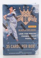 2017 Panini Diamond Kings Baseball Blaster Box with (7) Packs at PristineAuction.com