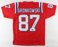Rob Gronkowski Signed Jersey (Radtke COA) at PristineAuction.com