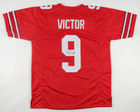 Binjimen Victor Signed Jersey (JSA COA) at PristineAuction.com