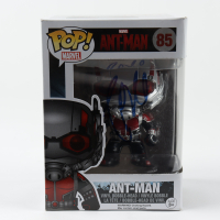 "Paul Rudd Signed ""Ant-Man"" #85 Ant-Man Funko Pop! Vinyl Bobble-Head Figure (PSA COA) (See Description) at PristineAuction.com"