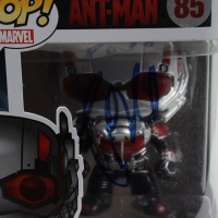 "Paul Rudd Signed ""Ant-Man"" #85 Ant-Man Funko Pop! Vinyl Bobble-Head Figure (PSA COA) (See Description) at PristineAuction.com"