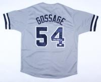 Goose Gossage Signed Jersey (JSA COA) at PristineAuction.com