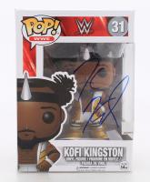 Kofi Kingston Signed WWE #31 Funko Pop! Vinyl Figure (Beckett COA) (See Description) at PristineAuction.com