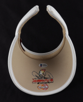 Arnold Palmer Signed Invitational Visor (Beckett LOA) (See Description) at PristineAuction.com