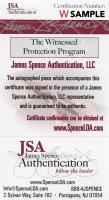 Andre Reed, Thurman Thomas & Jim Kelly Signed Bills Lunar Eclipse Alternate Speed Mini Helmet (JSA COA) at PristineAuction.com
