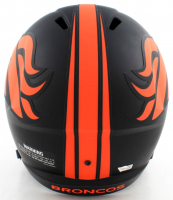 Peyton Manning Signed Broncos Full-Size Eclipse Alternate Speed Helmet (Fanatics Hologram) at PristineAuction.com