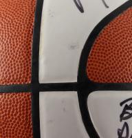 2001-02 Wizards Team-Signed by (12) with Michael Jordan, Bobby Simmons, Kwame Brown, Etan Thomas, Tyronn Lue & Hubert Davis (Beckett LOA, UDA Hologram & JSA Hologram) (See Description) at PristineAuction.com