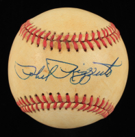 Phil Rizzuto Signed OAL Baseball (PSA COA) (See Description) at PristineAuction.com