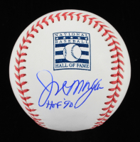 "Joe Morgan Signed Hall of Fame OML Baseball Inscribed ""HOF 90"" (PSA COA) at PristineAuction.com"