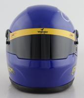 Dale Earnhardt Jr. Signed NASCAR Wrangler #3 Mini Helmet (JSA COA) at PristineAuction.com
