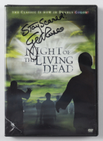 """George A. Romero Signed """"Night Of The Living Dead"""" DVD Case Inscribed """"Stay Scared!"""" (Beckett COA) at PristineAuction.com"""