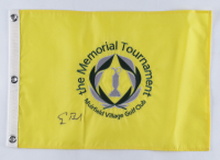 "George H. W. Bush Signed ""The Memorial Tournament"" Golf Pin Flag (PSA LOA) at PristineAuction.com"