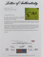 "George H. W. Bush Signed ""The Memorial Tournament"" Golf Pin Flag (PSA LOA) at PristineAuction.com"