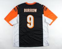 Joe Burrow Signed Bengals Jersey (Fanatics Hologram) (See Description) at PristineAuction.com