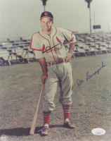 Joe Garagiola Sr. Signed Cardinals 8x10 Photo (JSA COA) at PristineAuction.com