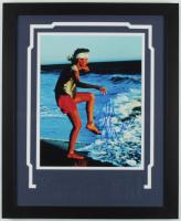 "Ralph Macchio Signed ""The Karate Kid"" 18x22 Custom Framed Photo Display (JSA COA) (See Description) at PristineAuction.com"