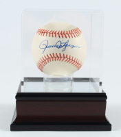 Rollie Fingers Signed OAL Baseball With Display Case (PSA COA) (See Description) at PristineAuction.com