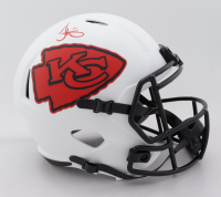 Tyreek Hill Signed Chiefs Full-Size Lunar Eclipse Alternate Speed Helmet (Beckett COA) at PristineAuction.com