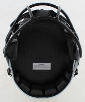 David Montgomery Signed Bears Full-Size Lunar Eclipse Alternate Speed Helmet (Beckett COA) at PristineAuction.com