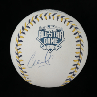 Carlos Correa Signed 2016 All-Star Game Baseball (JSA COA) at PristineAuction.com