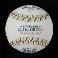 Carlos Correa Signed 2016 All-Star Game Baseball (JSA COA) at PristineAuction.com