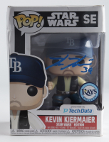 "Kevin Kiermaier Signed Rays ""Star Wars Edition"" #SE Funko Pop! Vinyl Figure (JSA Hologram) (See Description) at PristineAuction.com"