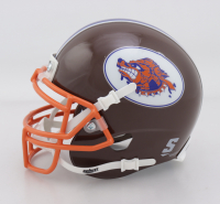 """Henry Winkler Signed """"The Waterboy"""" SCLSU Mud Dogs Mini Helmet Inscribed """"Coach Klein"""" (JSA COA) (See Description) at PristineAuction.com"""