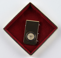 Bill Clinton Presidential Seal Mark Clip at PristineAuction.com