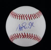Magic Johnson Signed OML Baseball (PSA COA) at PristineAuction.com
