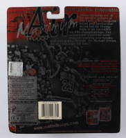 Michael Jordan Bulls LE 1999 Air Maximum Action Figurine with Special Edition Matel Upper Deck Card at PristineAuction.com