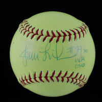 "Jennie Finch Signed Softball Inscribed ""USA Gold"" (Pristine Authentic COA) at PristineAuction.com"