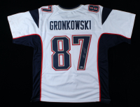 Rob Gronkowski Signed Jersey (Beckett COA) (See Description) at PristineAuction.com