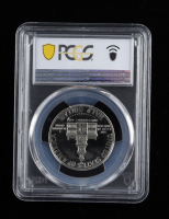 1976-S Bicentennial 50¢ Fifty Cent Kennedy Half-Dollar Silver Coin (PCGS PR69 DCAM Silver) at PristineAuction.com