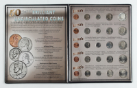 United States Uncirculated Mint Set with (20) Coins at PristineAuction.com