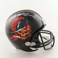 Antonio Brown Signed Buccaneers Full-Size Helmet (JSA Hologram) (See Description) at PristineAuction.com