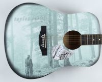 "Taylor Swift Signed Huntington 39"" Acoustic Guitar (JSA COA) at PristineAuction.com"