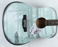 "Taylor Swift Signed Huntington 39"" Acoustic Guitar (JSA COA) at PristineAuction.com"