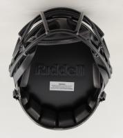 "Harrison Smith Signed Vikings Full-Size Eclipse Alternate Speed Helmet Inscribed ""Hitman"" (Beckett Hologram) (See Description) at PristineAuction.com"