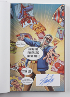 """Stan Lee Signed """"Amazing Fantastic Incredible"""" Deluxe Hardcover Memoir Book with Slipcase (JSA COA) at PristineAuction.com"""