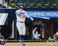 Cody Bellinger Signed Dodgers 16x20 Photo (MLB Hologram & Fanatics Hologram) at PristineAuction.com