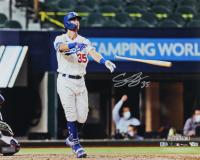 Cody Bellinger Signed Dodgers 16x20 Photo (MLB Hologram & Fanatics Hologram) at PristineAuction.com