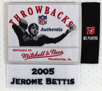 """Jerome Bettis Signed Steelers Jersey Inscribed """"Bus"""" & """"HOF 15"""" (Beckett COA) at PristineAuction.com"""