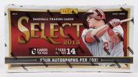 2013 Panini Select Baseball Hobby Box with (14) Packs at PristineAuction.com